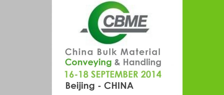 CBME // from 16 to 18 september 2014 // CHINA