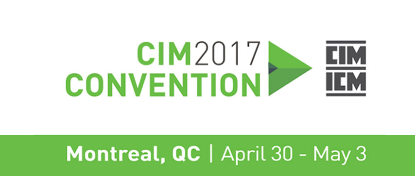 CIM 2017 // CANADA - MONTREAL // April 30 to May 3